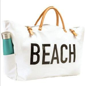 NWOT Beach Bag